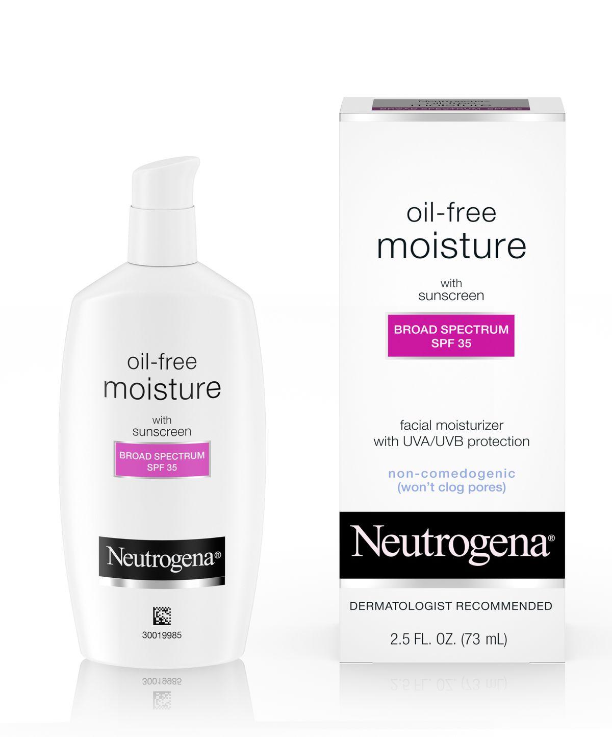 Neutrogena - Sunscreen