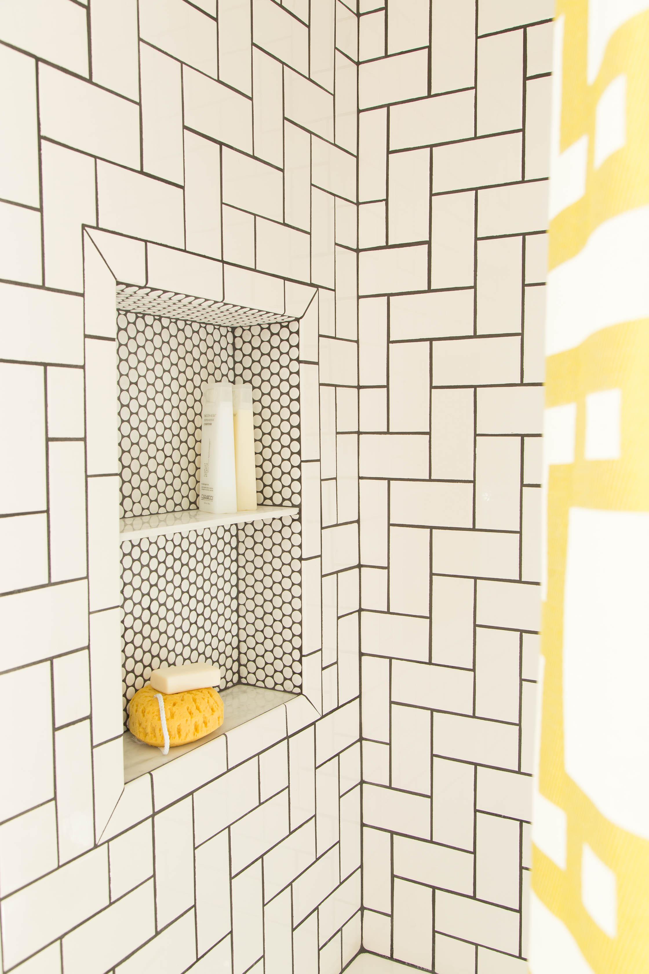 Dayka Robinson Subway Tile Penny Tile Shower bathroom.jpg