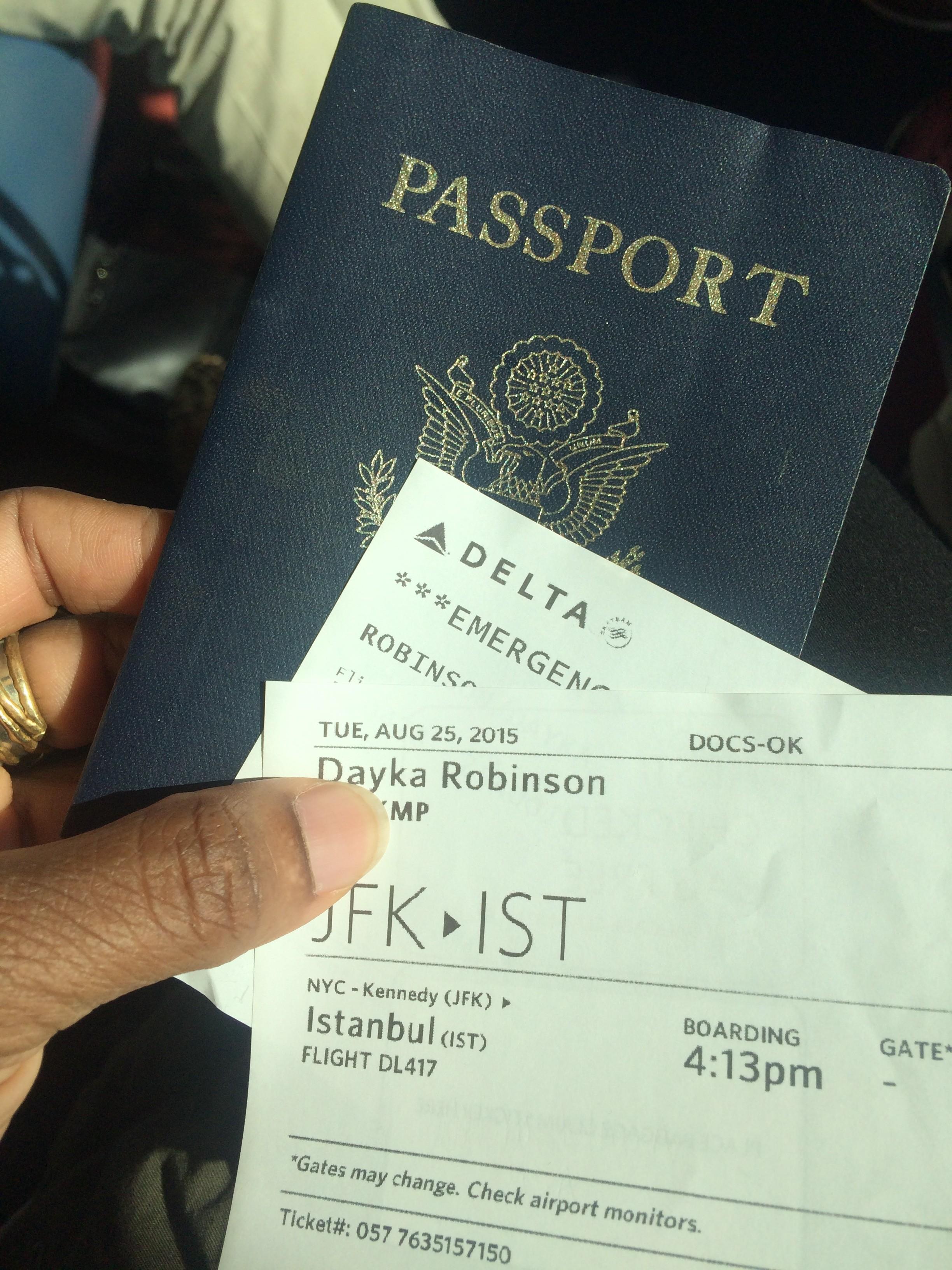 Dayka Passport Istanbul