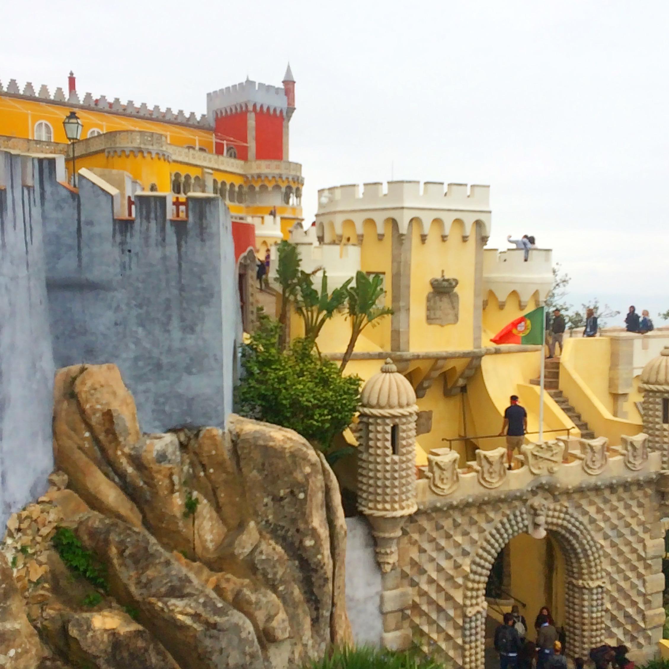 Dayka Robinson Blog Lisbon Portugal Sintra Castles Solo Travel Black Woman Oct 2016.jpg