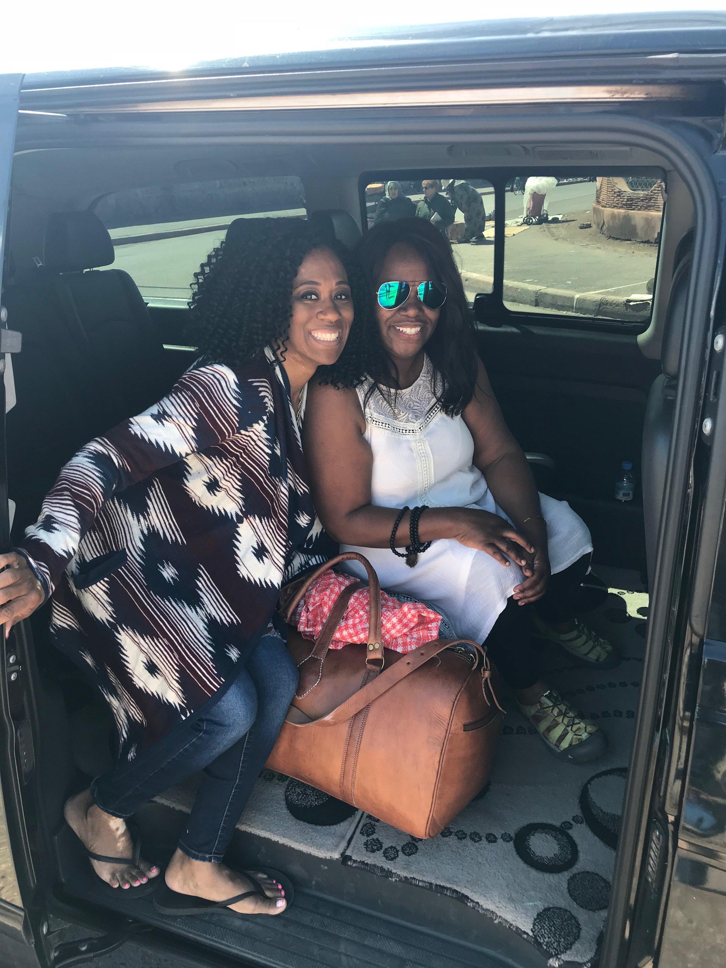 Lost & Found Marrakech April 2018 Simone Departure.JPG