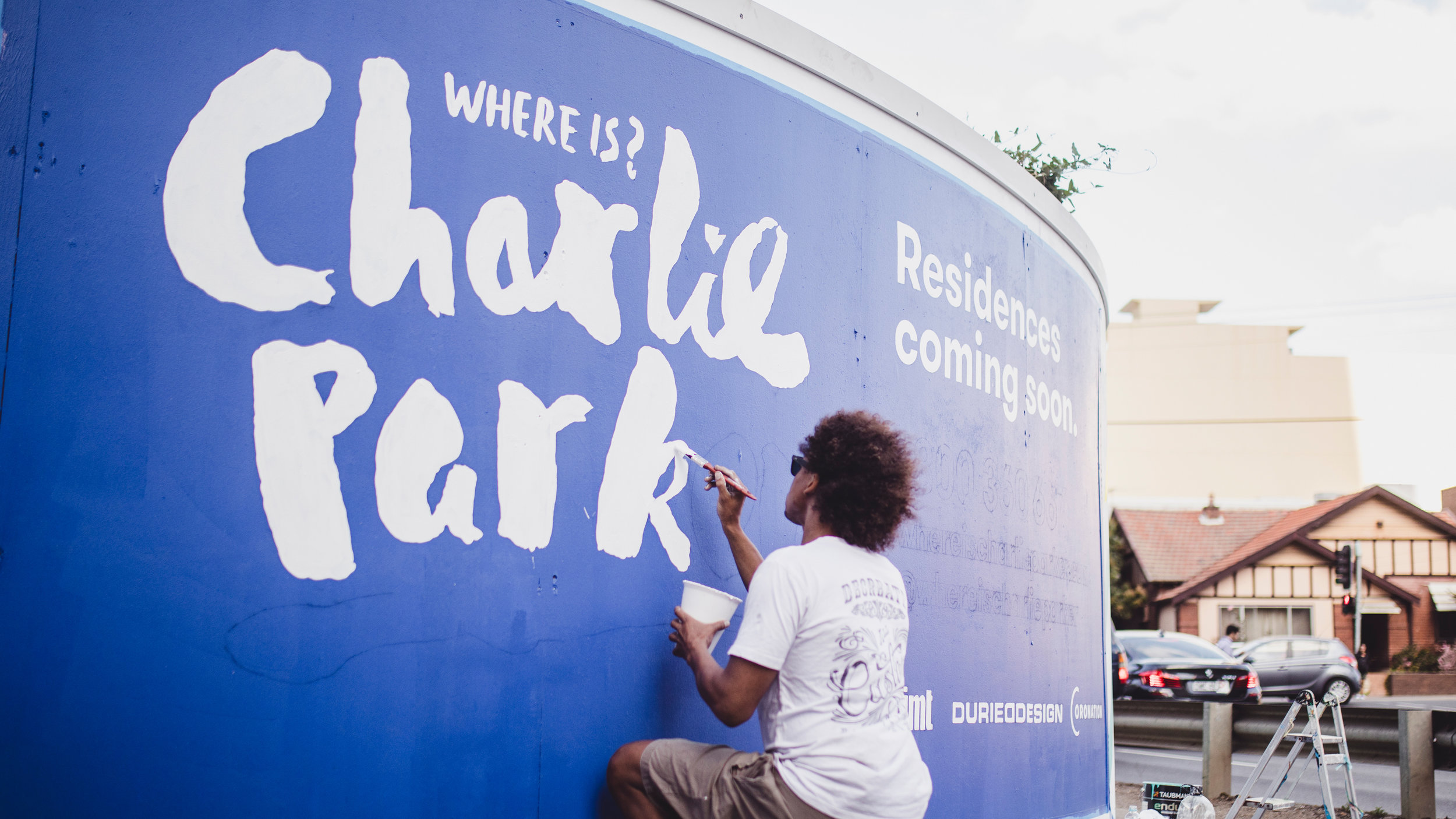 A collaboration of artisans, architects and vision.   Where is Charlie Parker?                 View campaign »