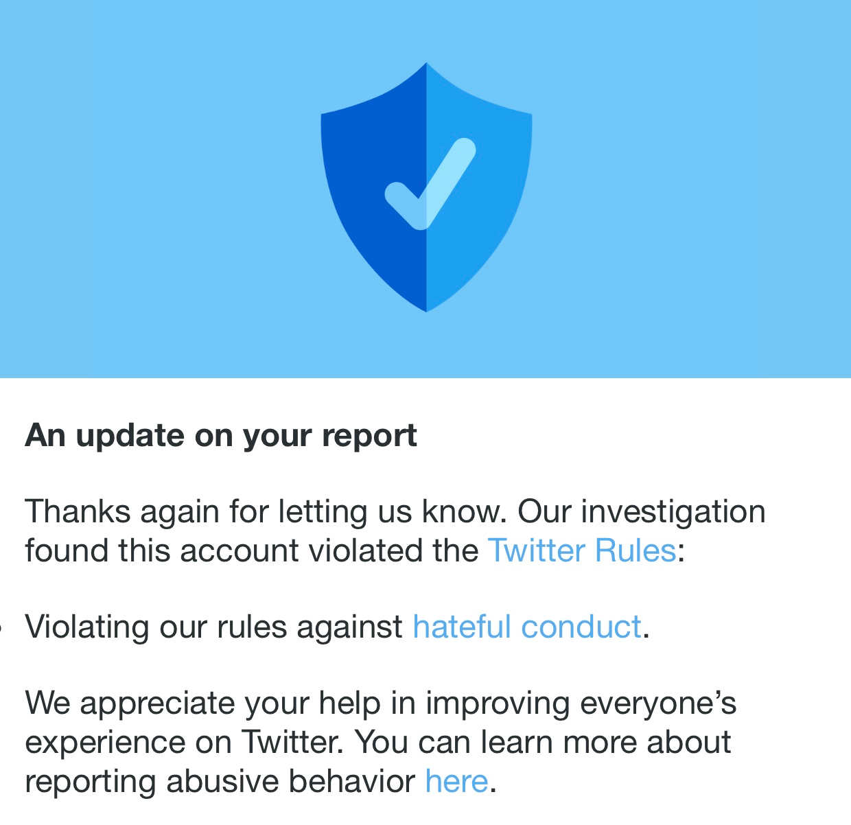 The response I received on Twitter after an anti-Semite tried to incite violence against me following the mass murder of Jews in Pittsburgh.