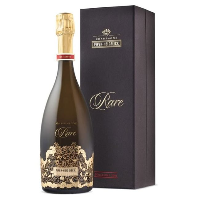 Why have single when you can get magnum? PIPER-HEIDSIECK 'Cuvee Rare' Brut 1998 Magnum (1500ml)