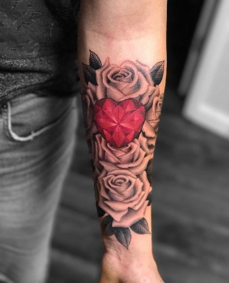 8 Rose Hearts 0.JPG