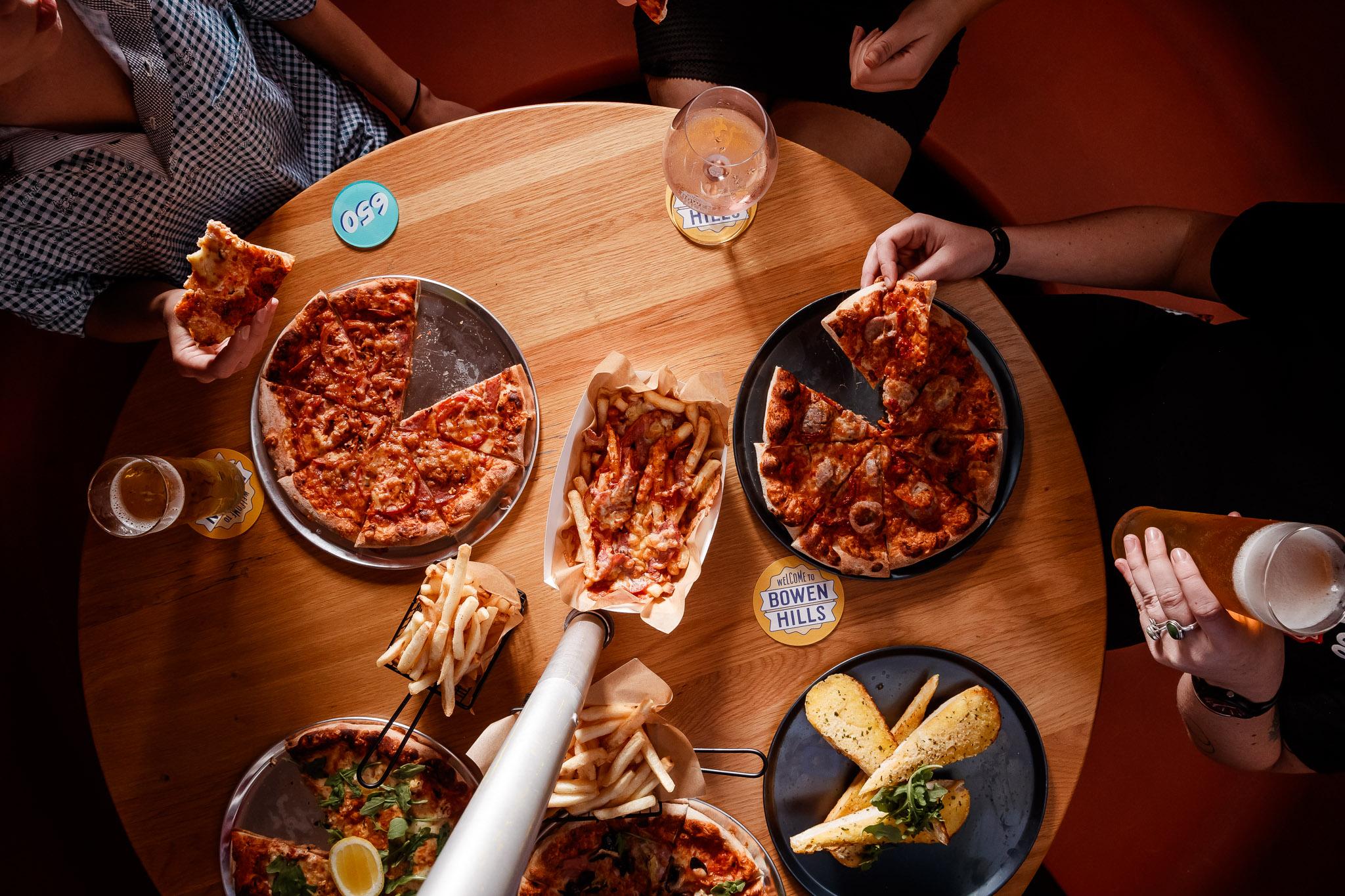 Harrys Pizza brisbane