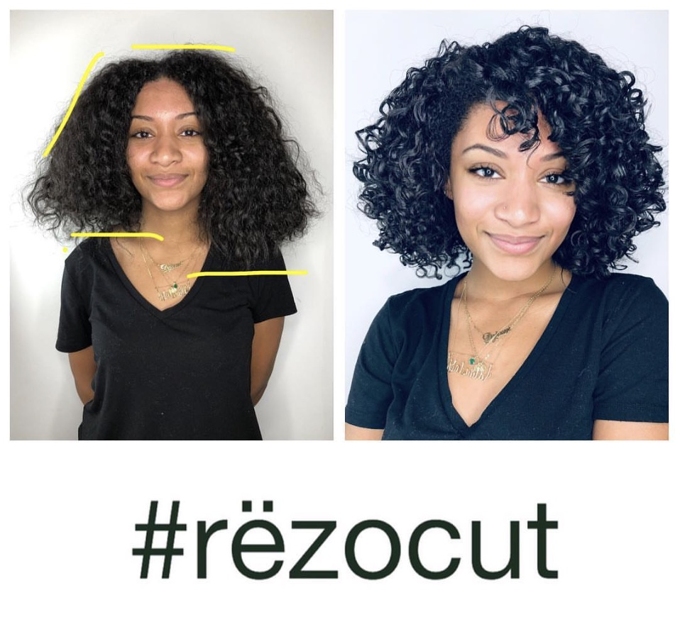 Rezocut before and after