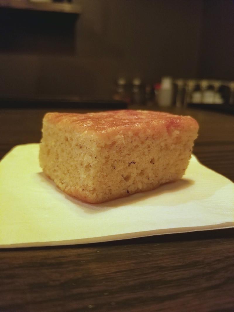 Creole Cornbread.