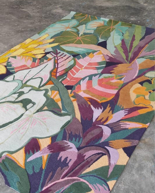 Studio Soliven and the Art of Rugs — Hurray Interior ...