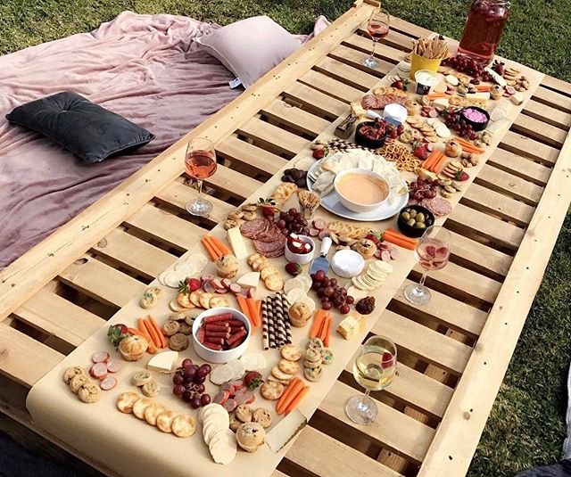 Girls Day Picnic - Thinking of having the girls over? We create backyard picnics for up to 25 people for $550.Includes pop-up picnic hire, a grazing table of delights, cutlery, a jug of non alcoholic punch (add your own alcohol), and polaroid camera hire (10 x film).Includes delivery on the Gold Coast.