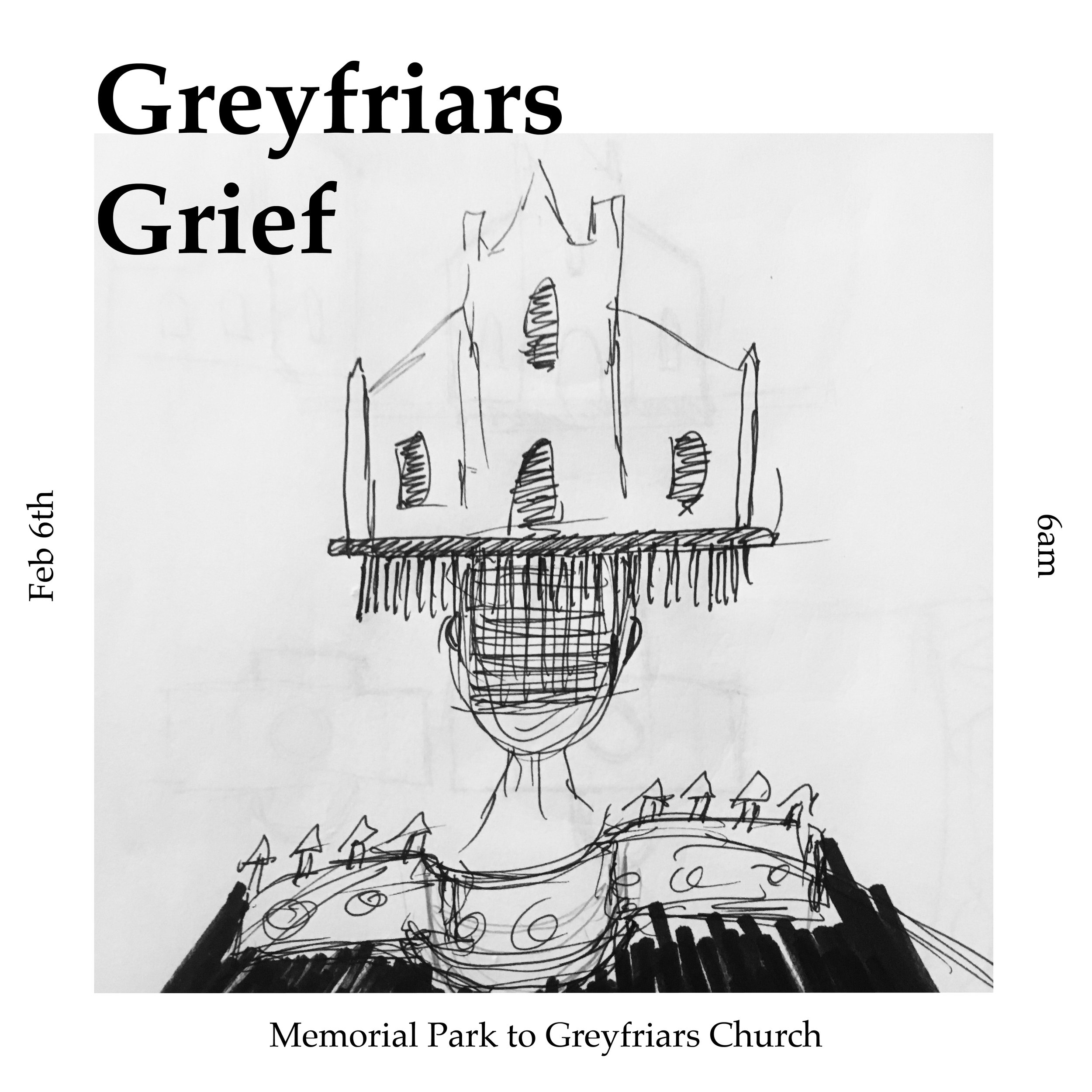 Invitation for Greyfriars Grief