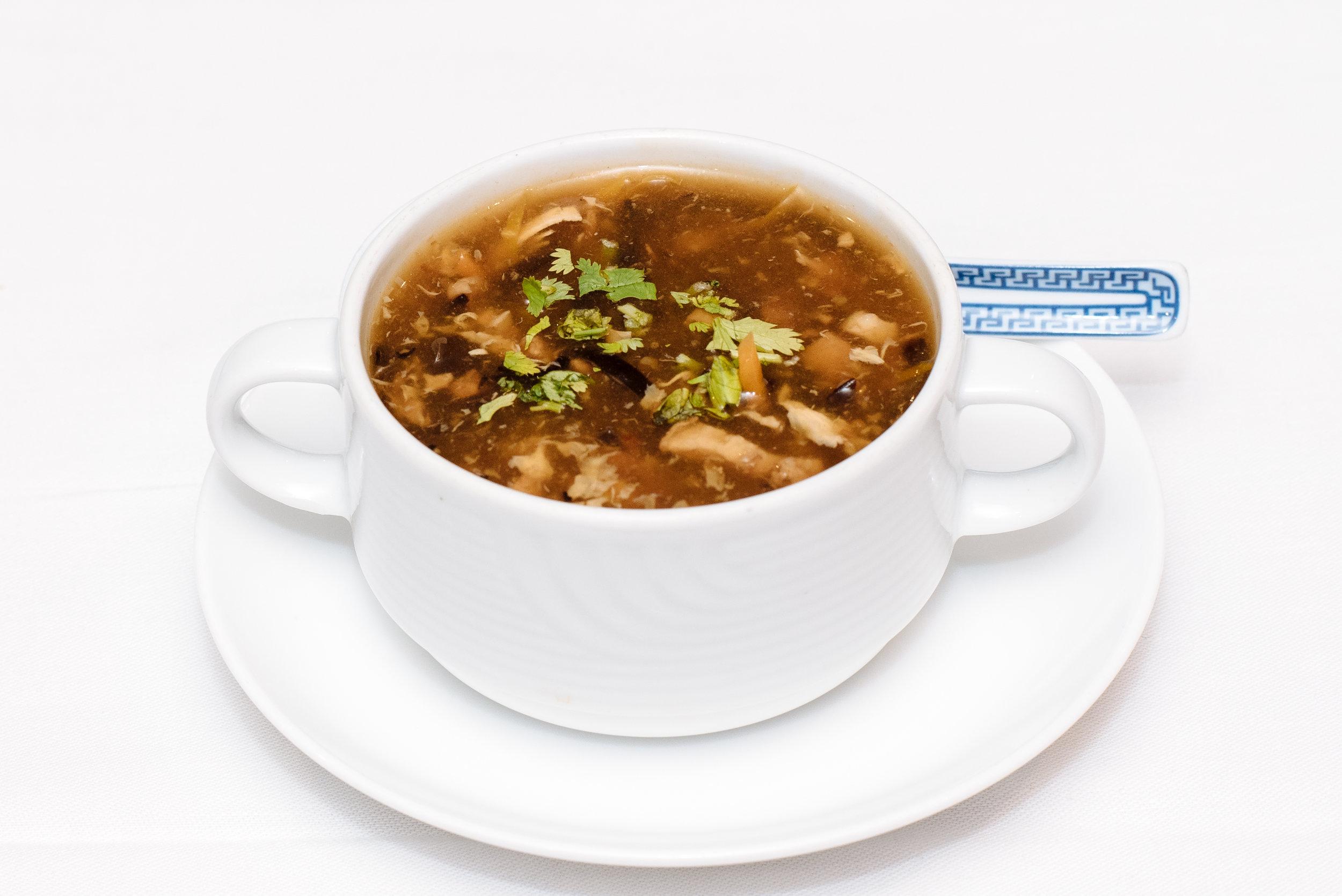 Soupe Pékinois Piquant