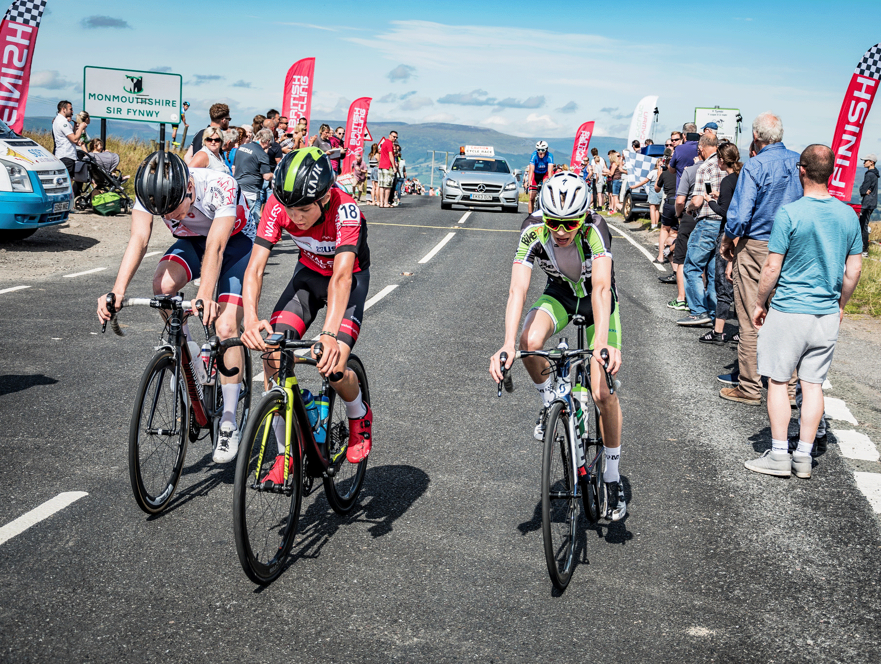Tour of Wales 2017