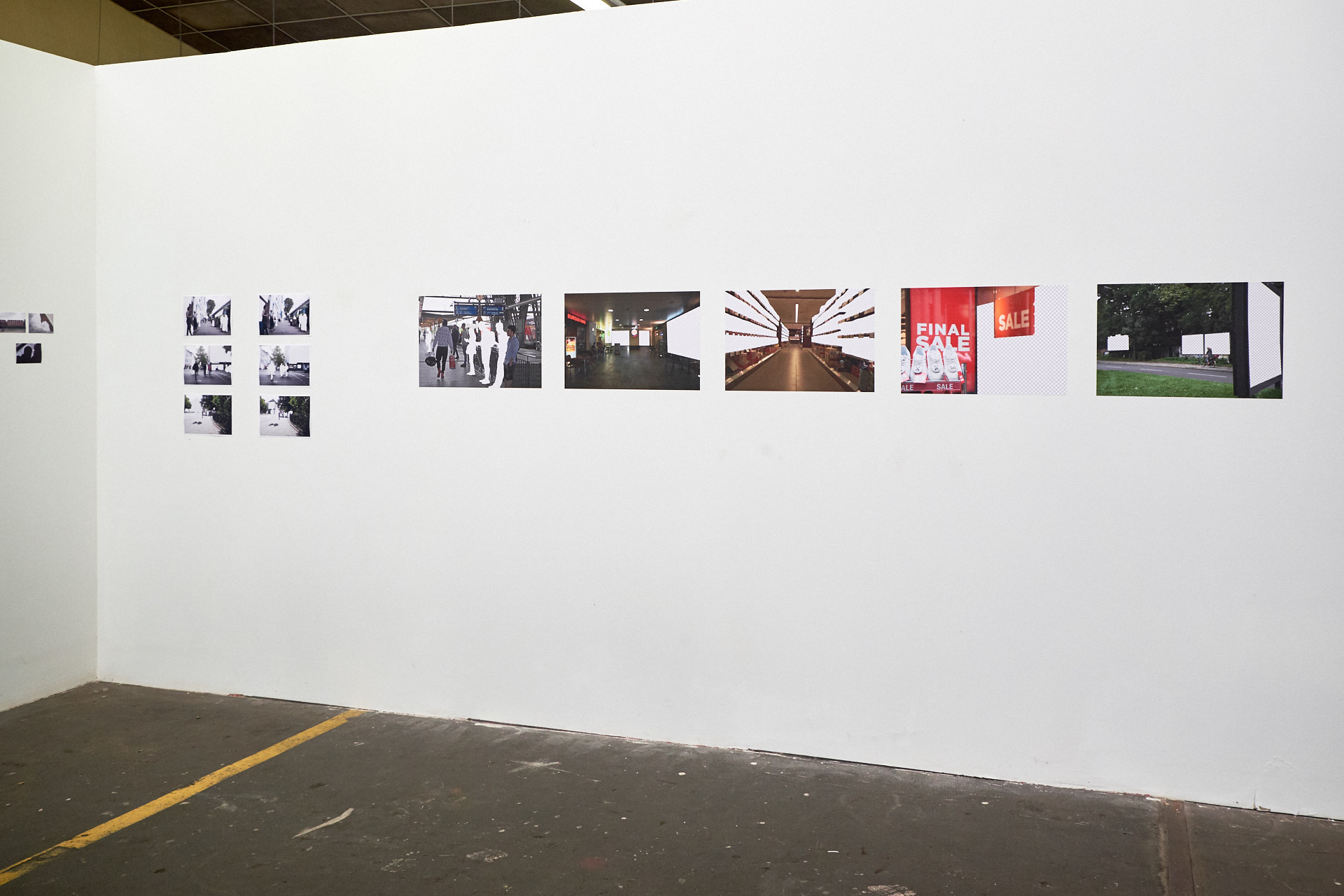 Arbeiten von Jana Kraft & Anton Augsten