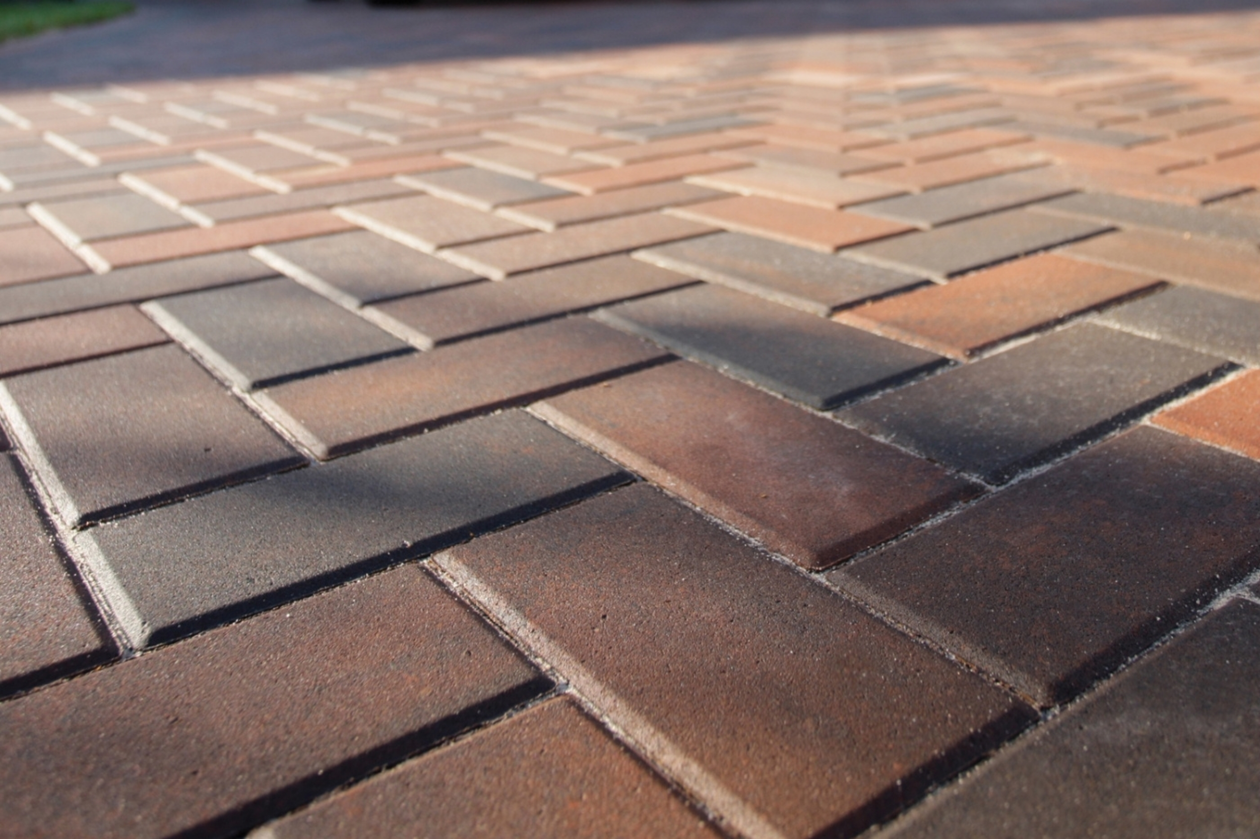 Block Paved Driveways - Block paved driveways are a popular choice for many home-owners as they transform the kerb appeal of a home and create a stunning, individual look as they can be customised with patterns, kerbs and steps.