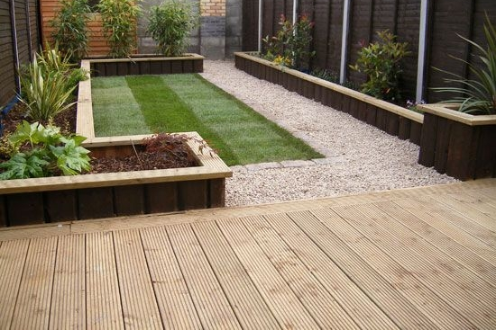 Softwood - Softwood Decking is a highly poplar choice for both domestic and commercial customers due to it's low cost. Softwood requires regular maintenance and carries a much shorter lifespan compared to Hardwood and Composite alternatives.