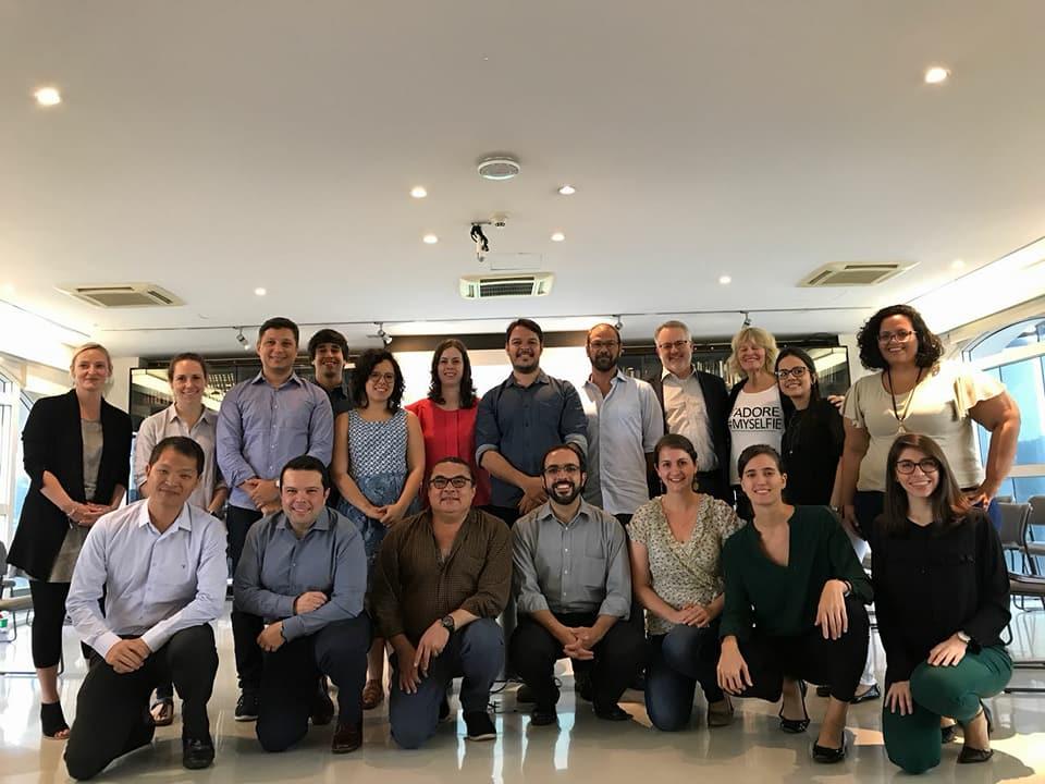 2018 Ford Fellowship Class