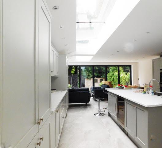 Kitchen Extension - 38 Vanburgh Hill, Greenwich