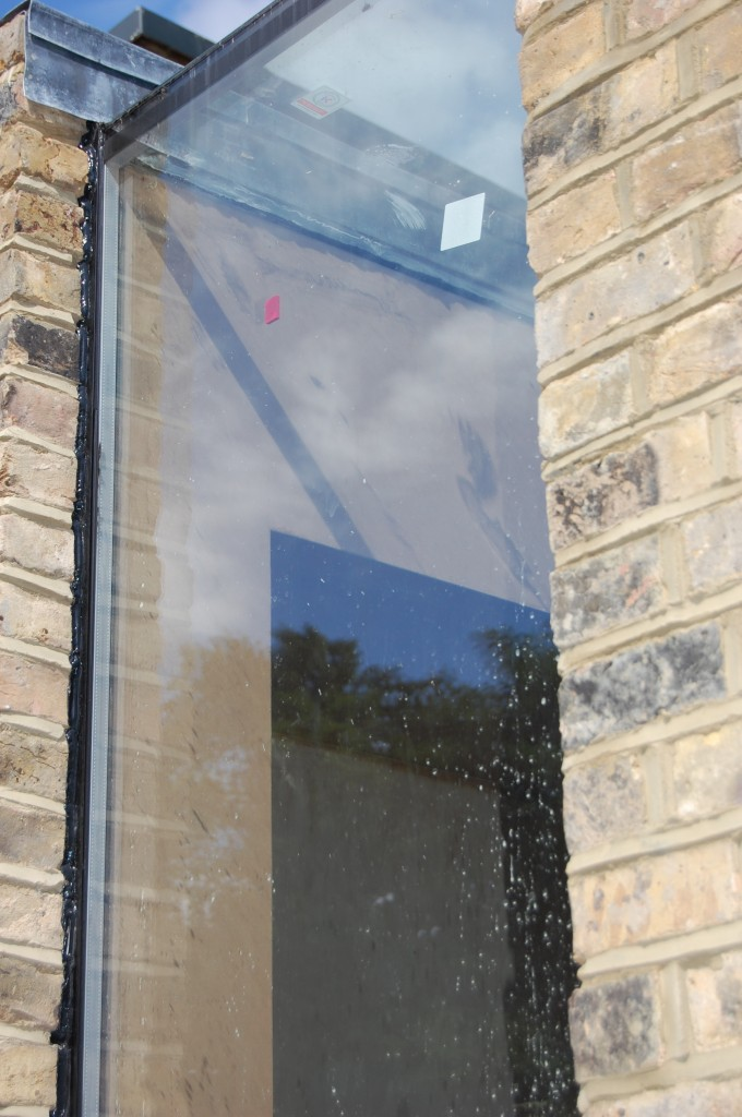 Exterior view - post conversion