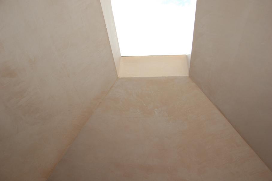 Interior view - Post conversion