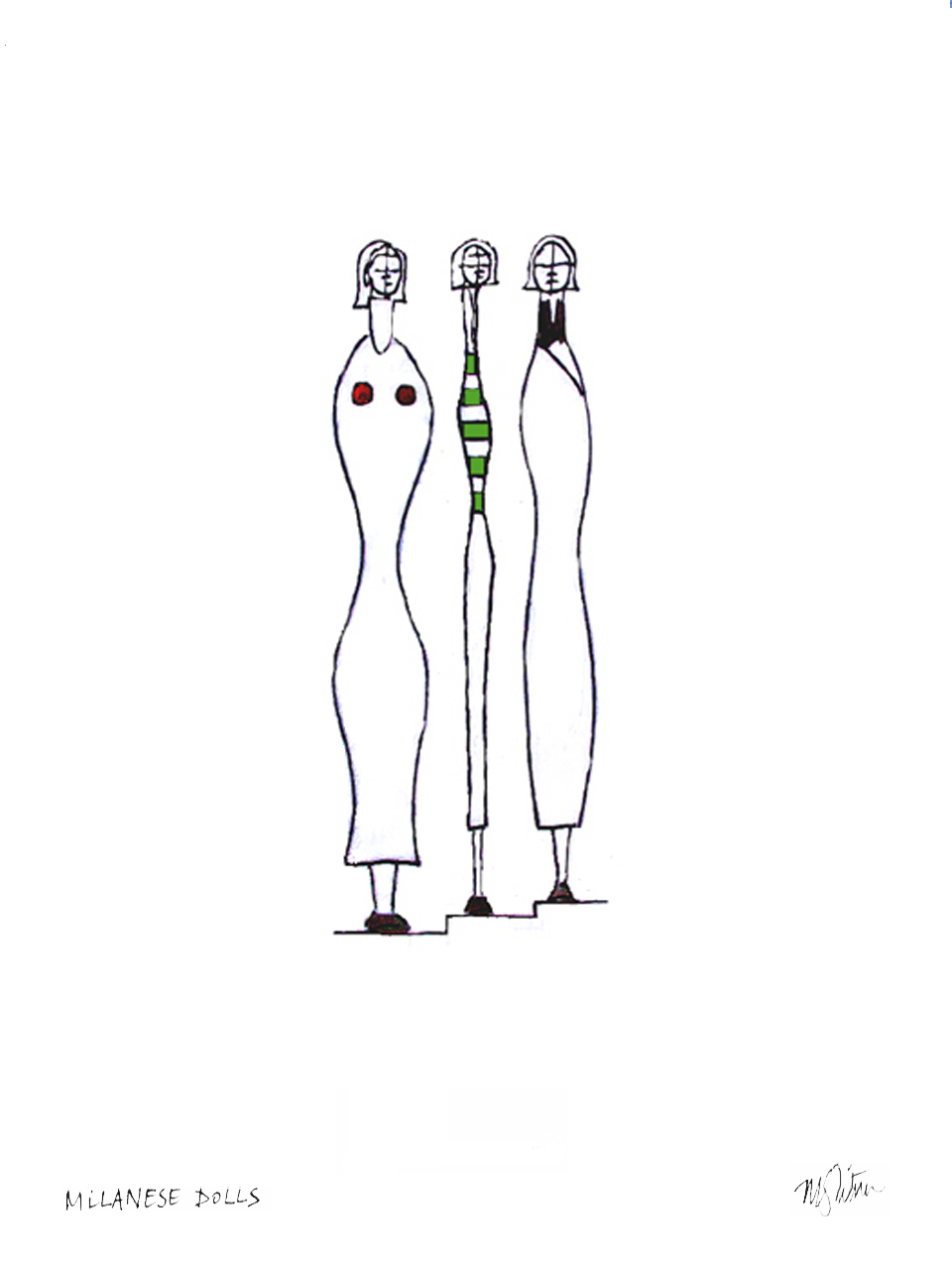 Milanese Dolls
