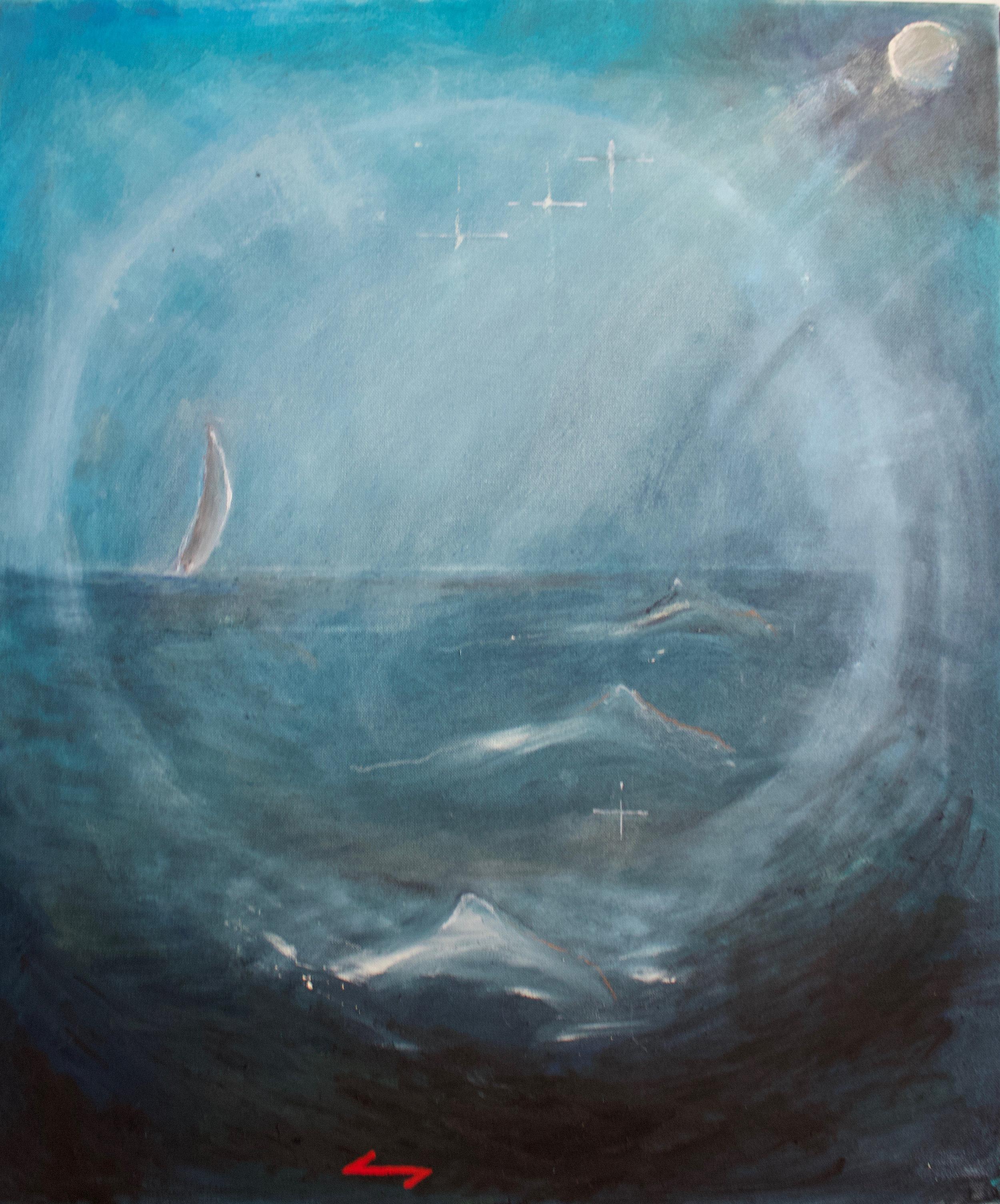 'Dolphins' Passage II'
