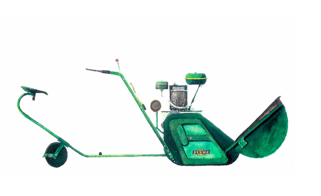 Lawn mower print .jpeg