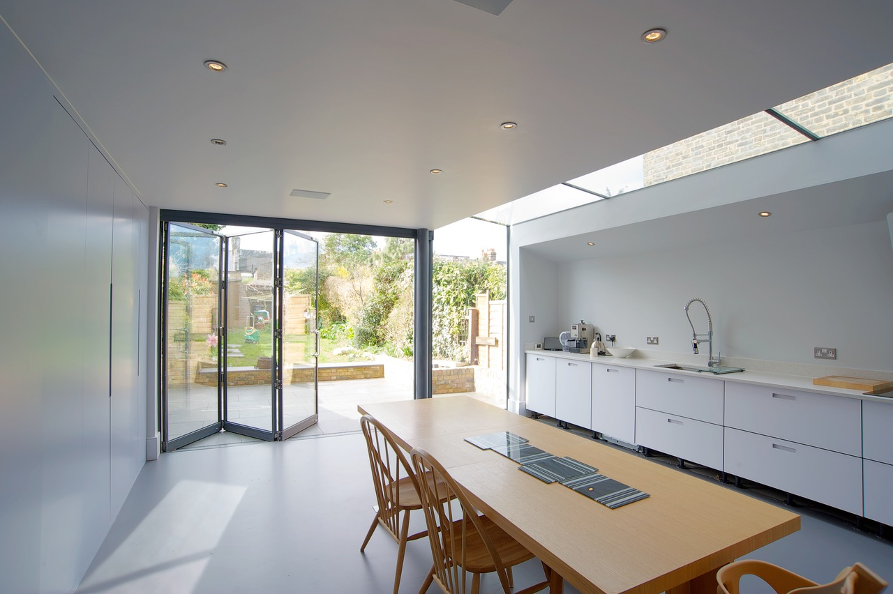 Kitchen Extension - 78 Heathwood gardens.
