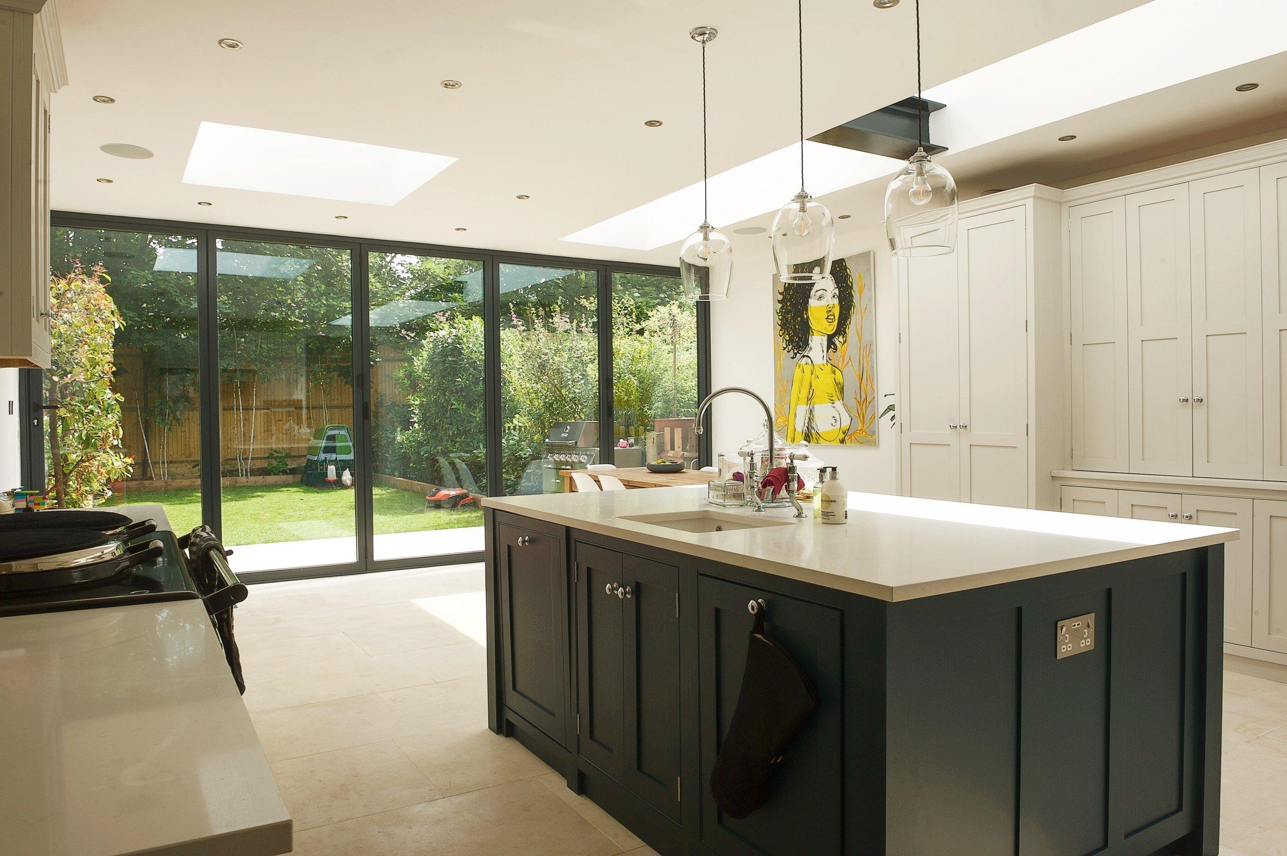 Ground Floor Kitchen Extension- 42 Wyndcliff Road, Charlton