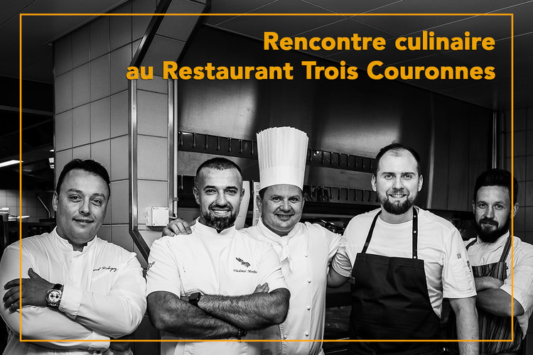 rencontre culinaire)