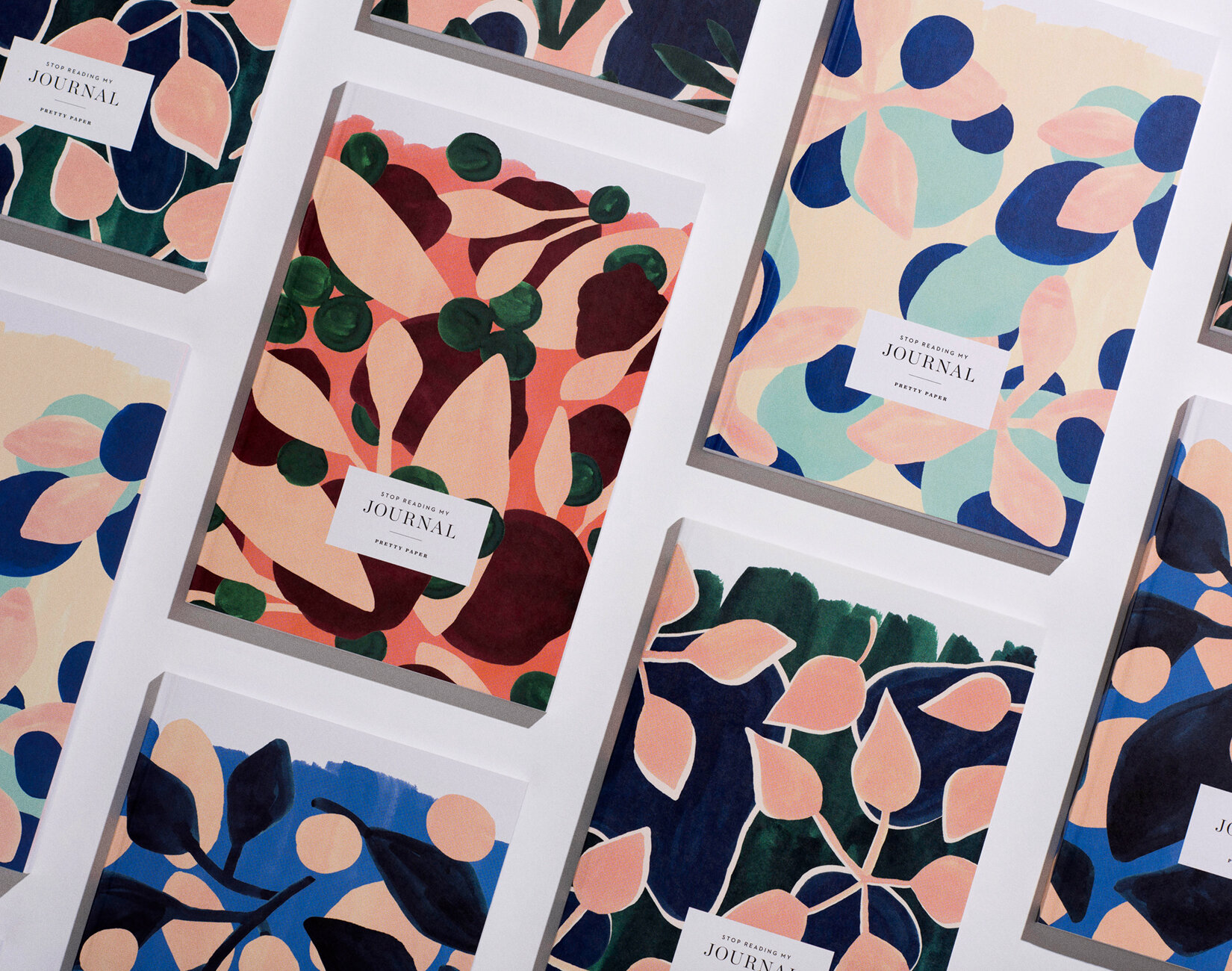 Scandinavian Maximalism - Eye-catching stationery for you and your own personal and colorful stories.