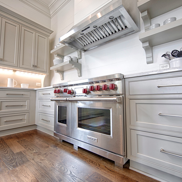 Learn the importance of a kitchen range hood