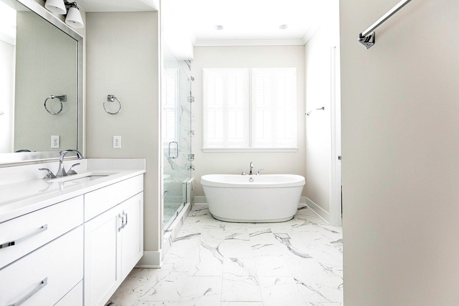 Bathroom Faucets and Hardware Can Make or Break a Design