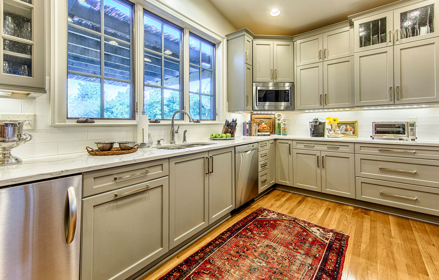During your next kitchen remodel, consider an age in place design to ensure you can stay at your home longer.