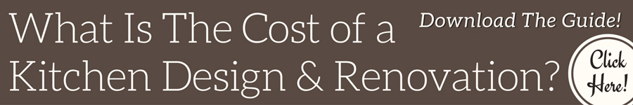 The cost of a kitchen renovation