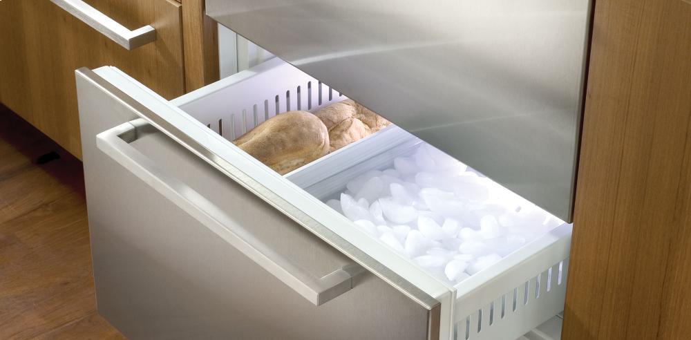 Sub Zero 700BF(I) Freezer Drawers - Refrigerator/freezer with ice maker 700BFI