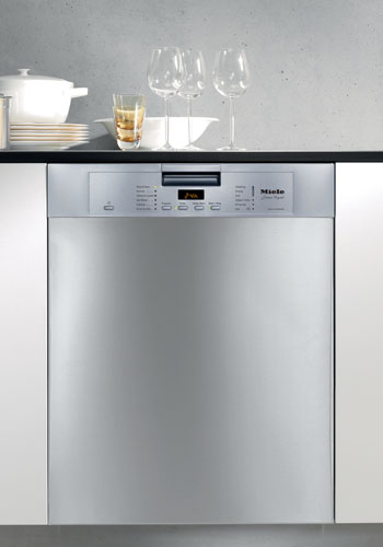 Miele Prefinished, Full-size Dishwasher G5105SC