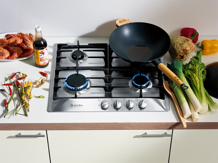 Miele Gas Cooktop (Natural Gas)