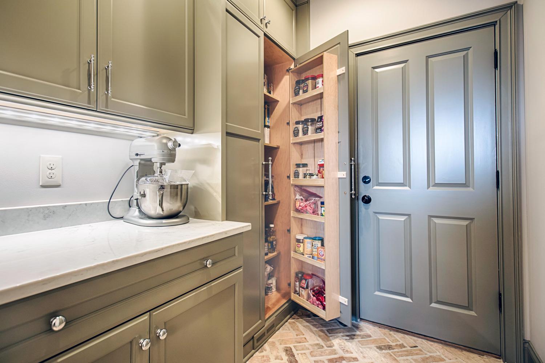 Kitchen Remodel Pantry