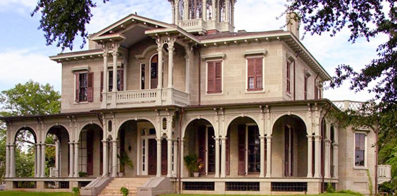 The Jemison-Van de Graaf Mansion