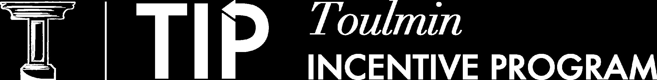 Toulmin Incentive Program