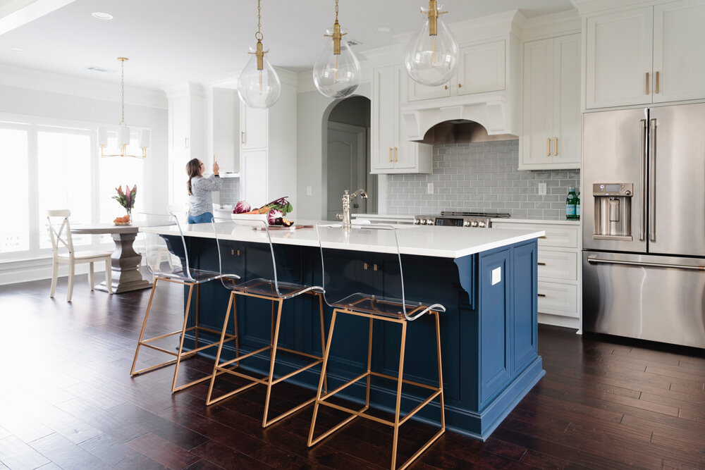 The Pros And Cons Of The Four Most Common Kitchen Layouts Toulmin Cabinetry Design