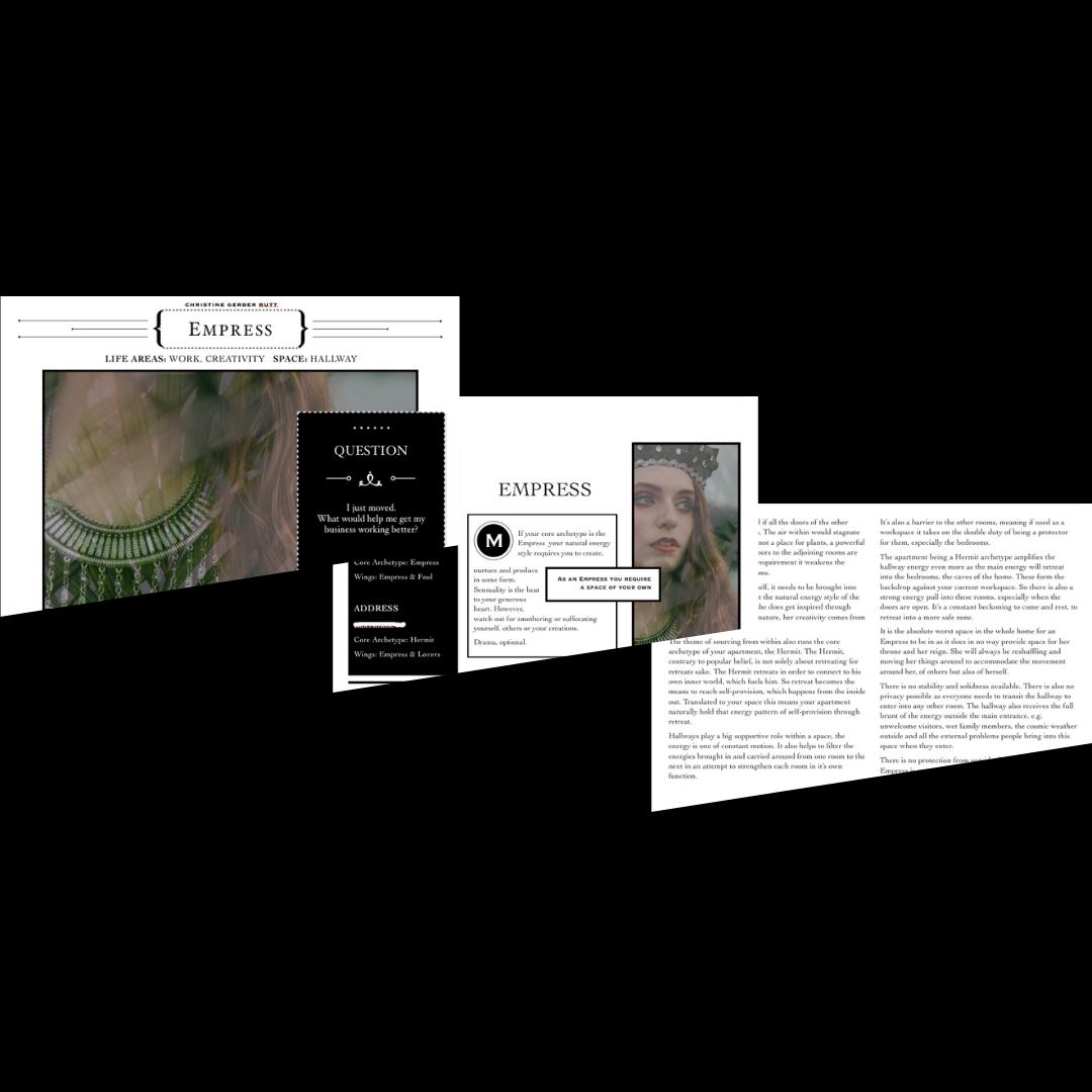 Work Shui | Archetypologist.com  | Archetypes & Alchemy