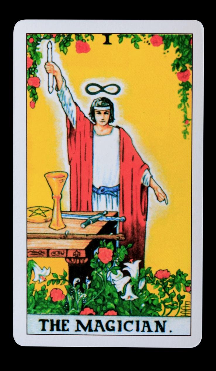 January & the Magician Archetype | MoravenaLifestyle.com