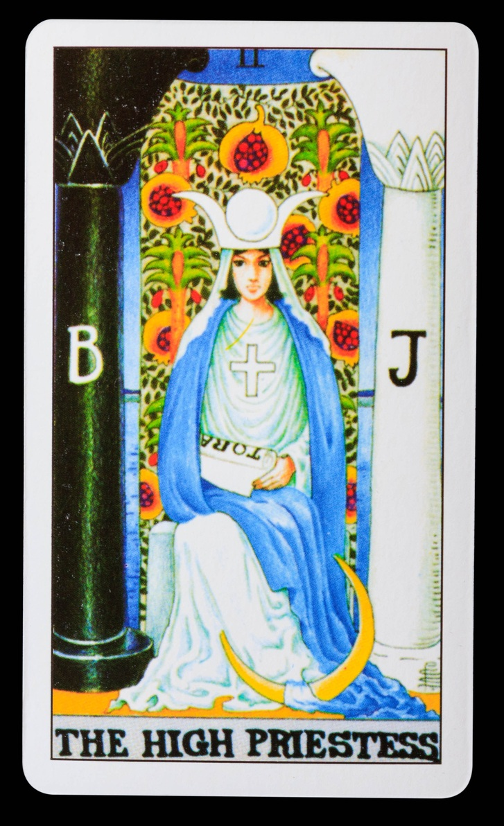 High Priestess | February Archetype of the Month | Archetypologist.com | Archetypes & Alchemy