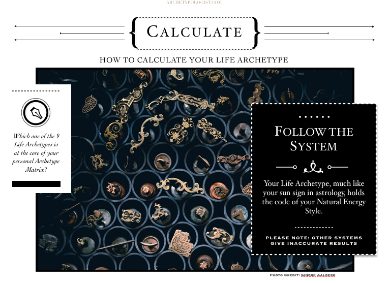 Calculate Your Archetype