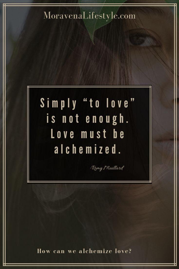 Fierce love followed by fierce action is required. -