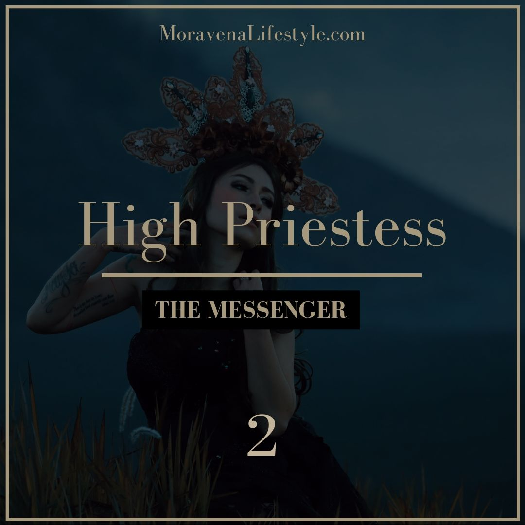 The High Priestess Life Archetype is the Messenger.