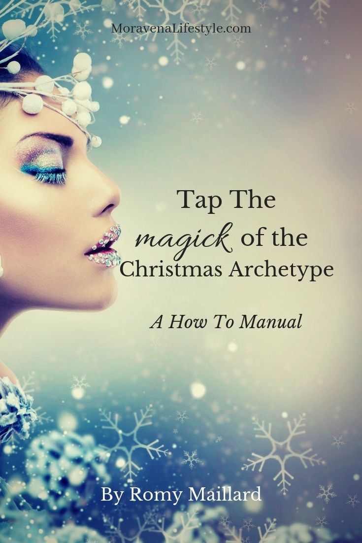"""Tap The Magick of the Christmas Archetype - Have a stress-free Christmas by tapping into the magick and power of the Christmas archetype. Xmas is an energetical reality that can not be avoided, whether or not you """"do"""" Christmas. Learn how to tap into the magicakal energy available to us at this potent time of the year.eBook; 178 pages; €8.90"""