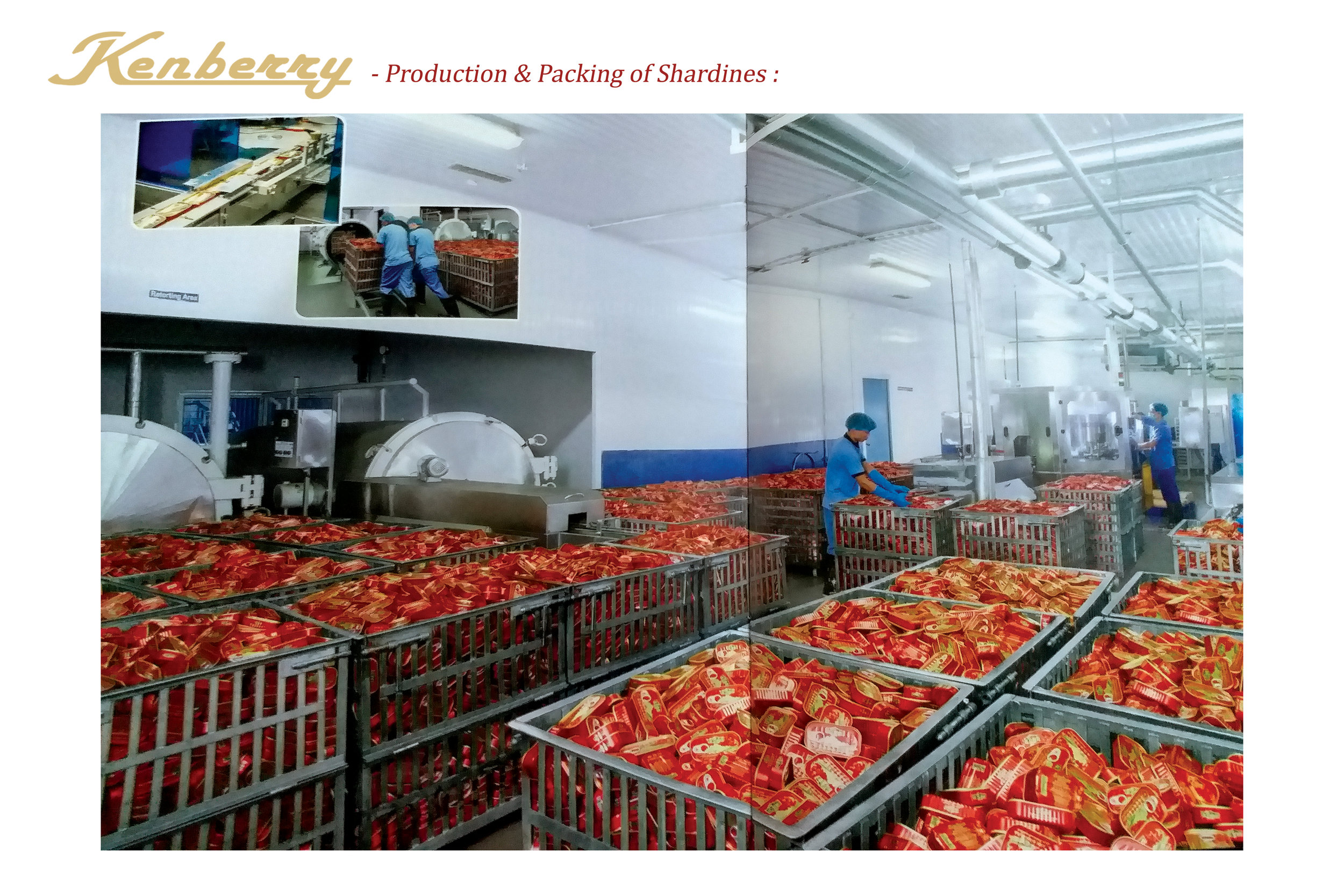 KENBERRY Packaging Unit